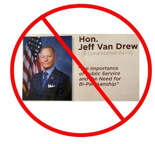 Jeff Van Drew Event at Rowan University